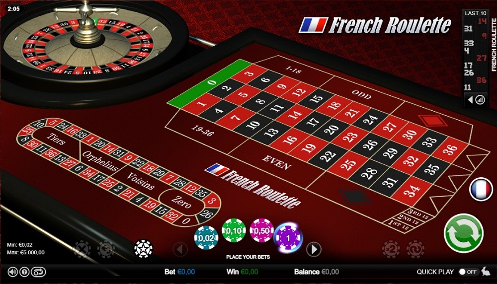 Casino Metropol Automated Roulette