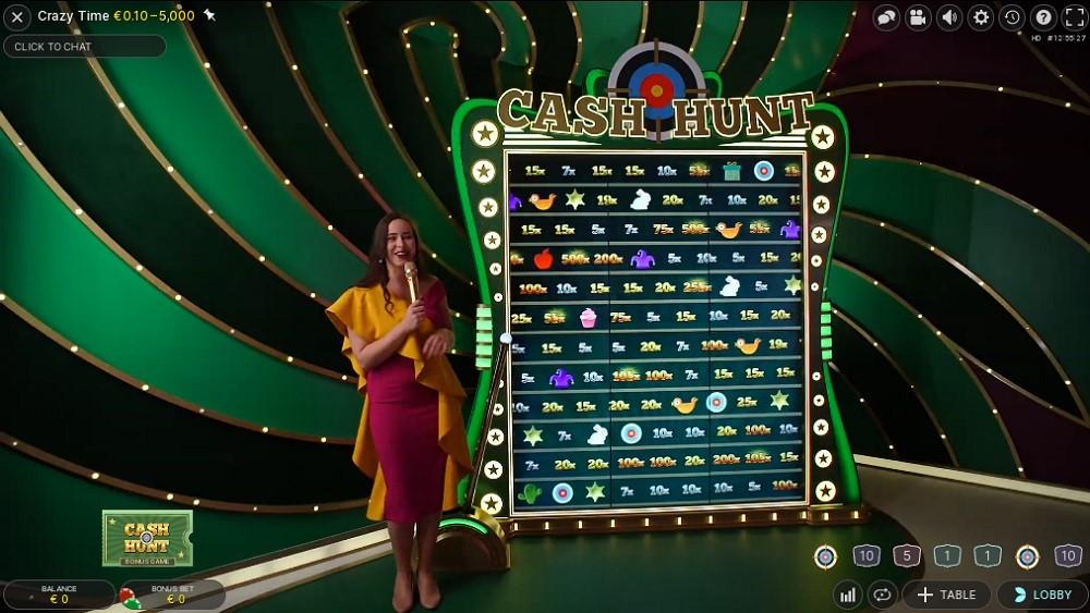 Casino Metropol Live Game Show