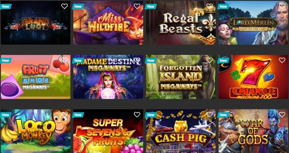 Casino Metropol Slots