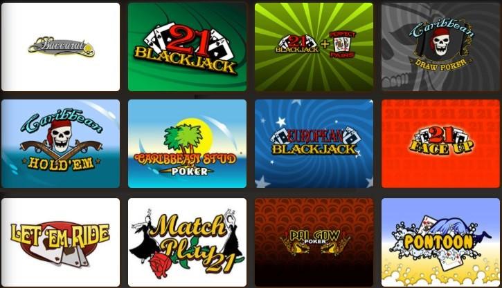 CasinoMax Automated Casino Table Games