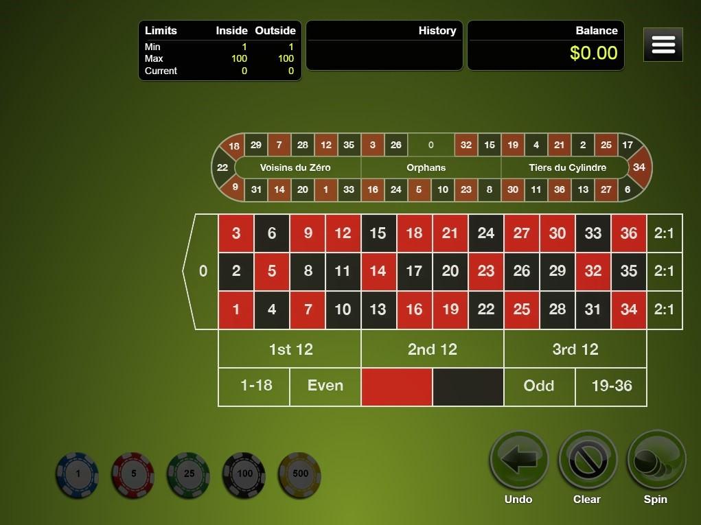 CasinoMax Automated Roulette