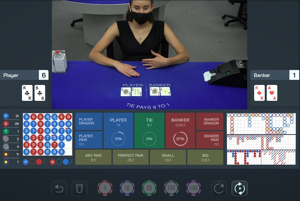 CasinoMax Live Poker