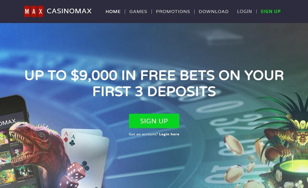 CasinoMax Review