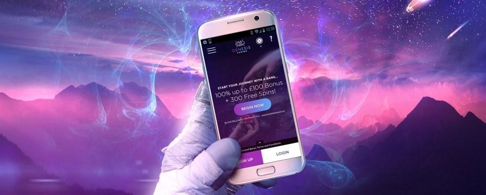 Genesis Casino Mobile Play