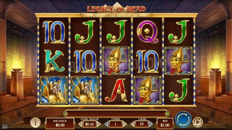 Genesis Casino Slots 2