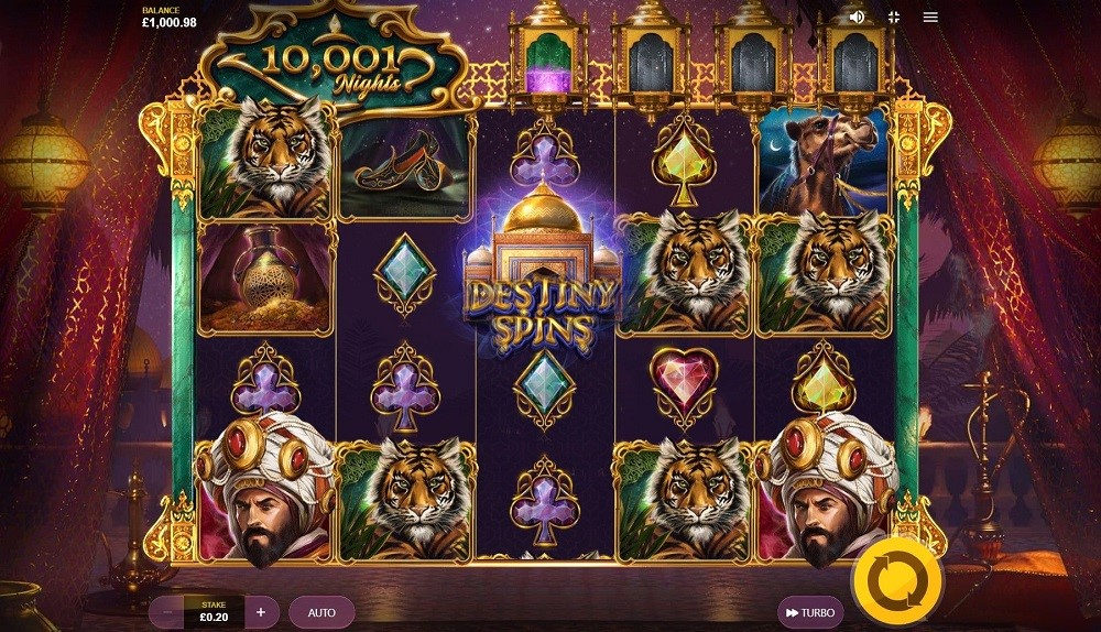 Genesis Casino Slots 3