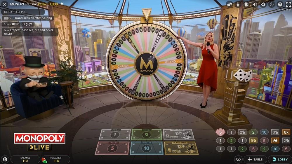 GentingBet Casino Live Game Show