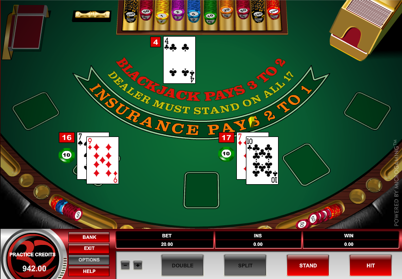King Casino Automated Blackjack