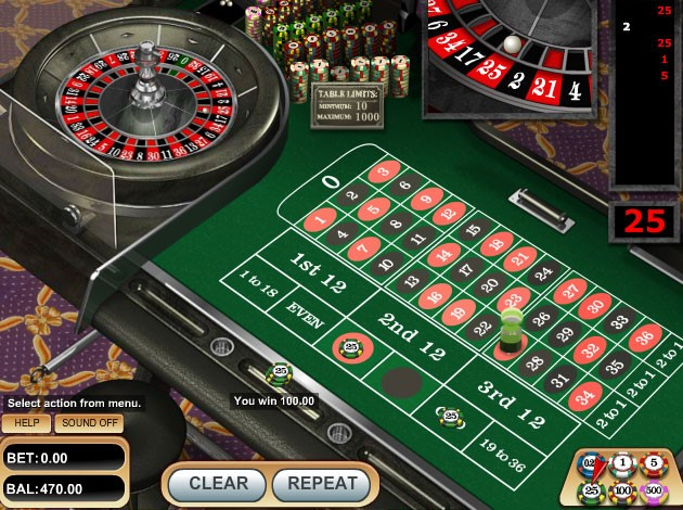 King Casino Automated Roulette
