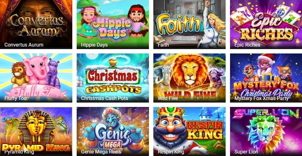 King Casino Slots