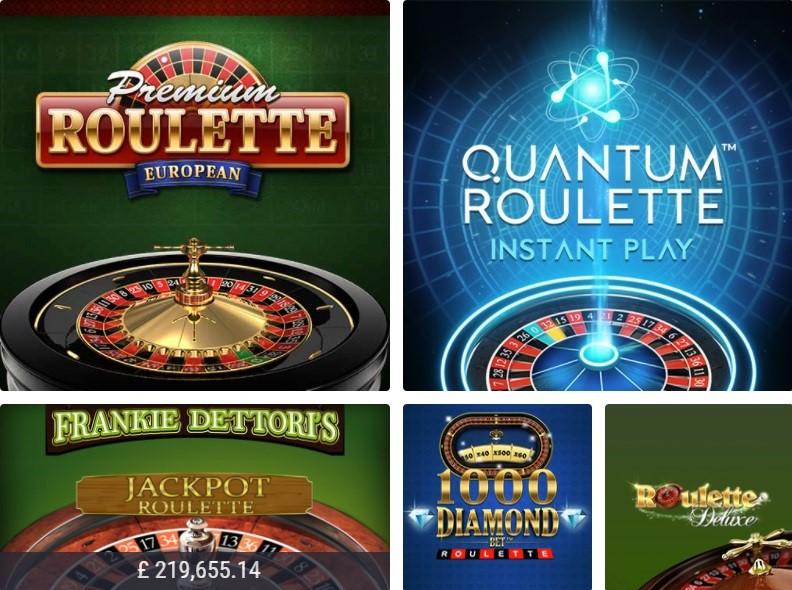 Ladbrokes Casino Automated Casino Table Games