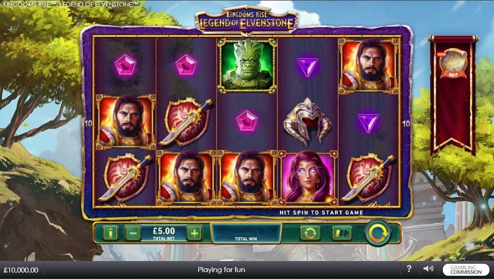 Ladbrokes Casino Slots 3