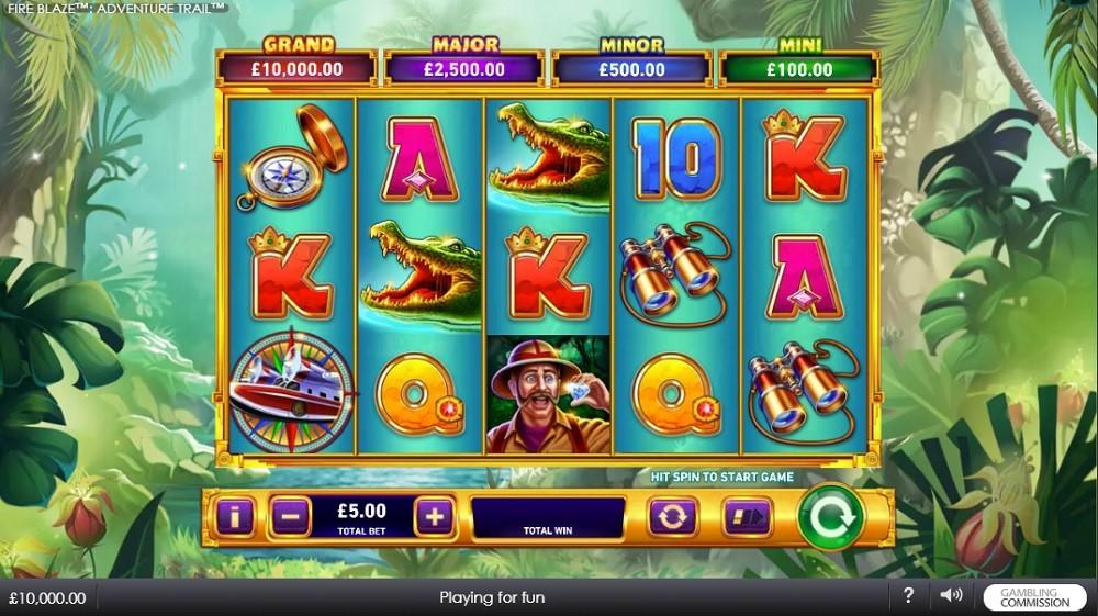 Ladbrokes Casino Slots 4