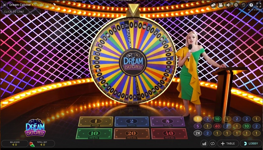 LeoVegas Casino Live Game Show