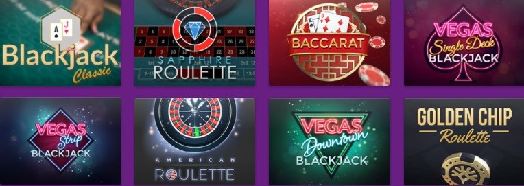 Lucky Casino Automated Casino Table Games