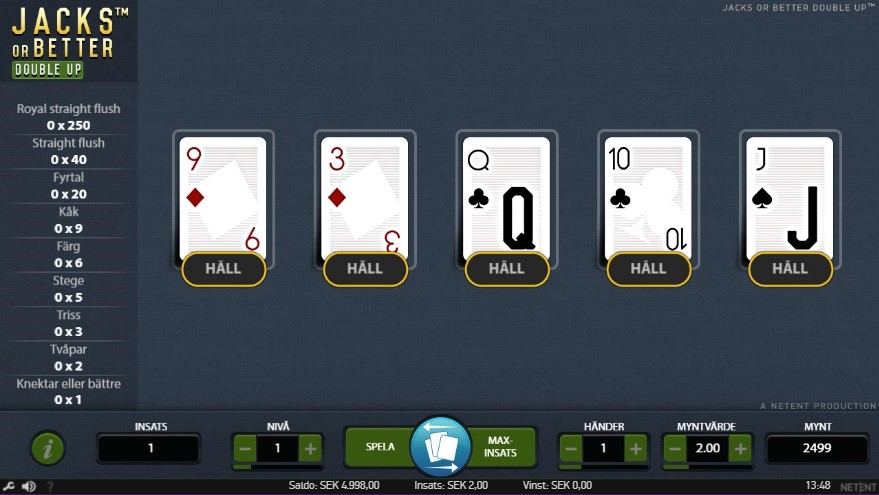 Lucky Casino Automated Poker