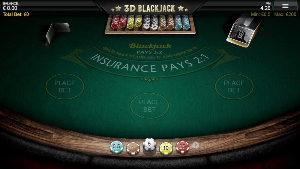 N1 Casino Automated Blackjack