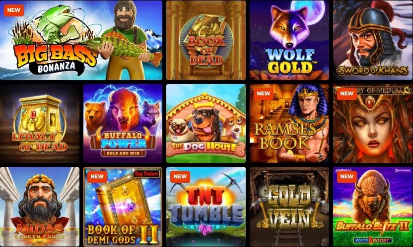 N1 Casino Slots