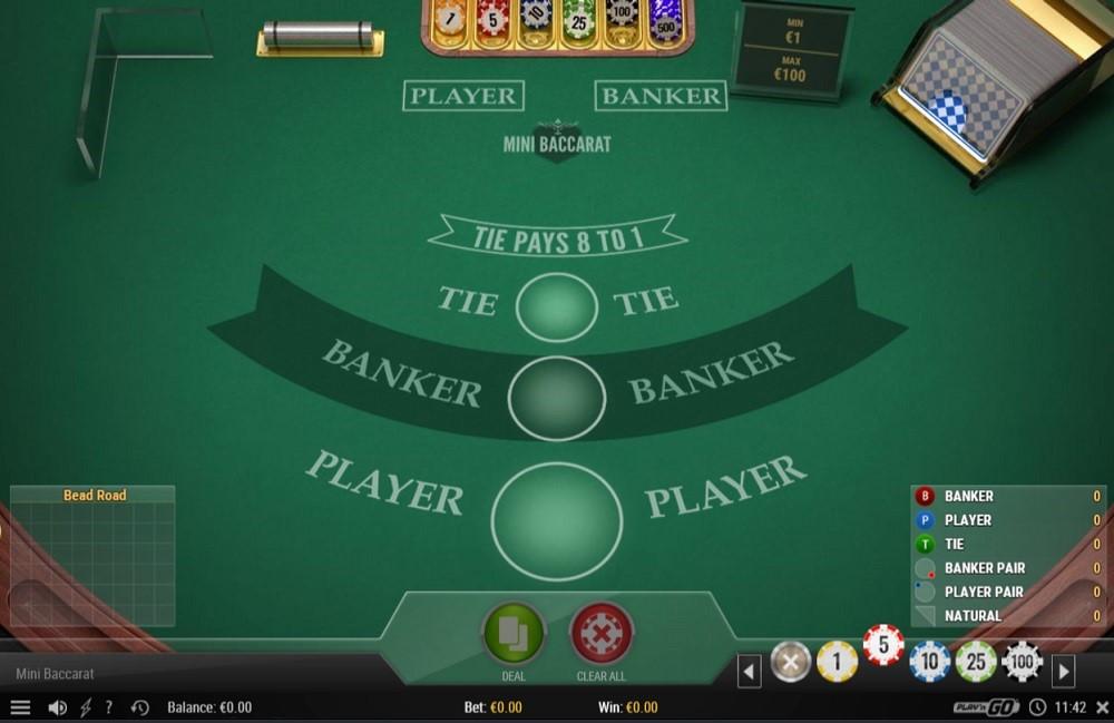 Netbet Casino Automated Baccarat