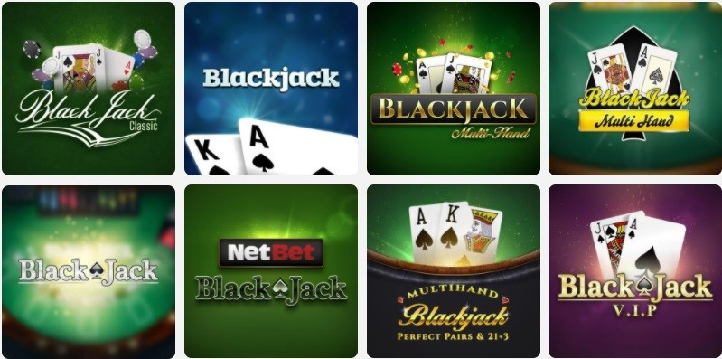 Netbet Casino Automated Casino Table Games