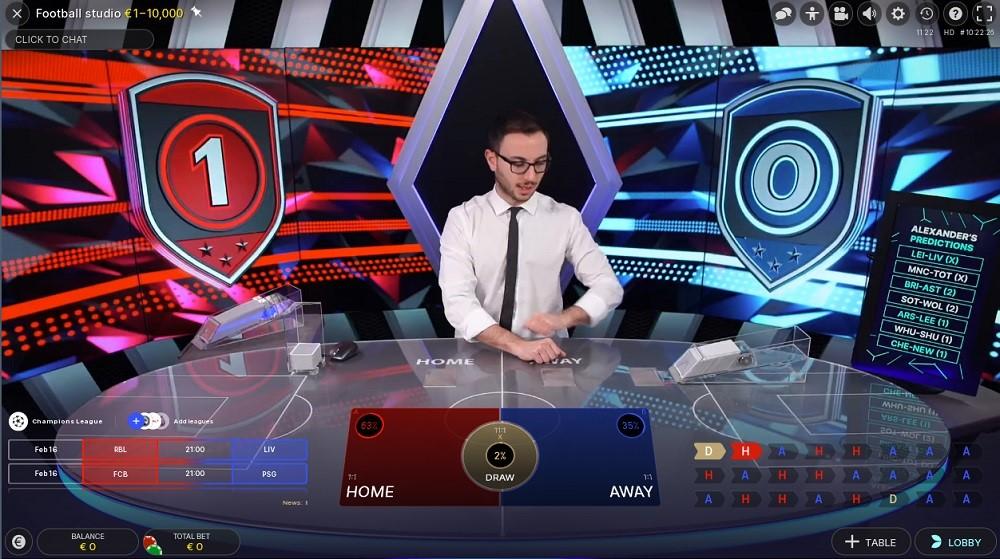 Netbet Casino Live Game Show