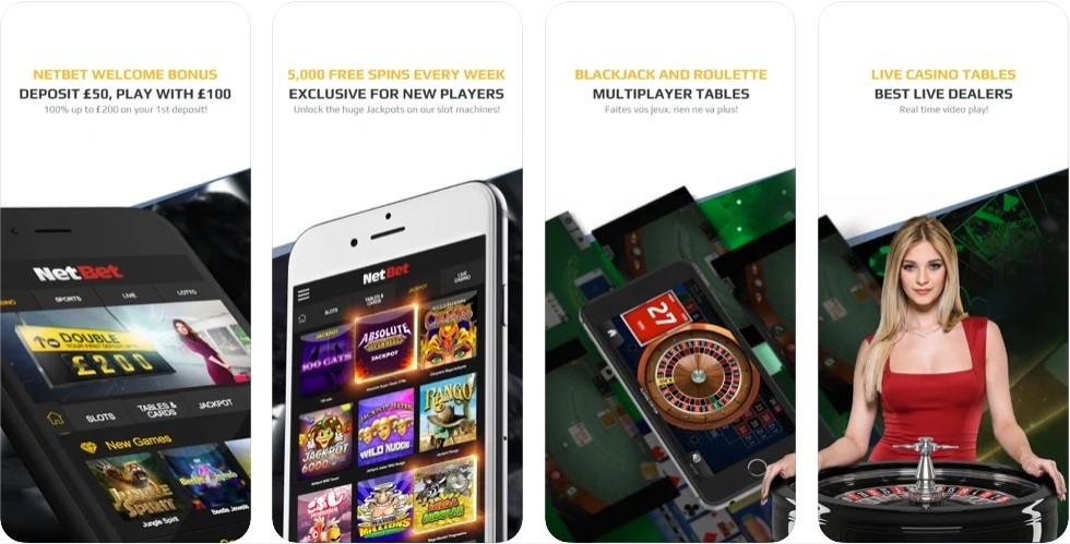 Netbet Casino Mobile Play