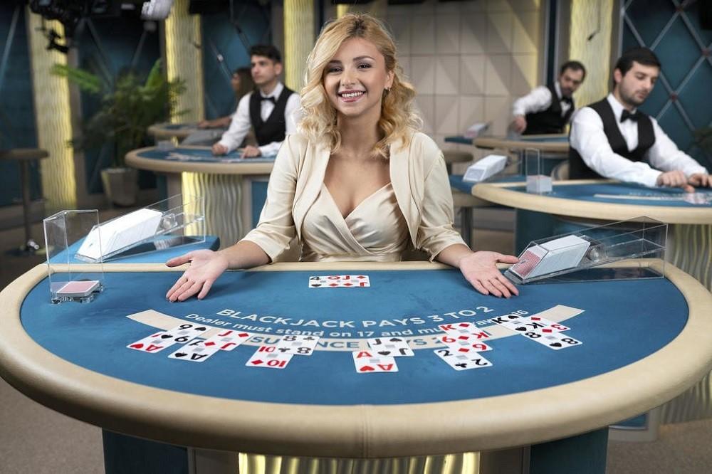 Pink Casino Live Blackjack
