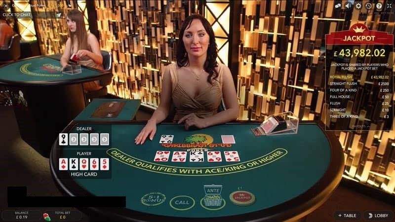 Pink Casino Live Poker