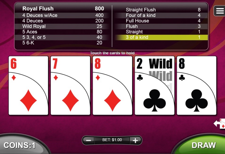 Planet 7 Automated Poker