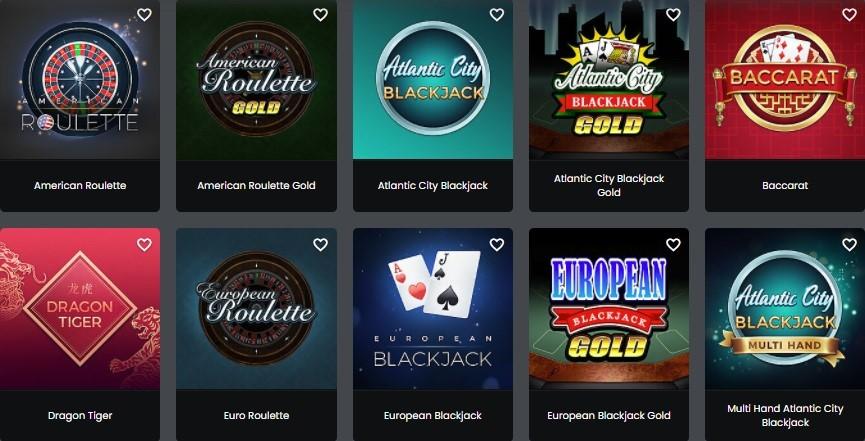 Quatro Casino Automated Casino Table Games