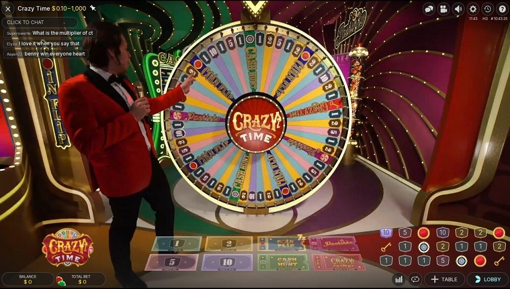 Quatro Casino Live Game Show