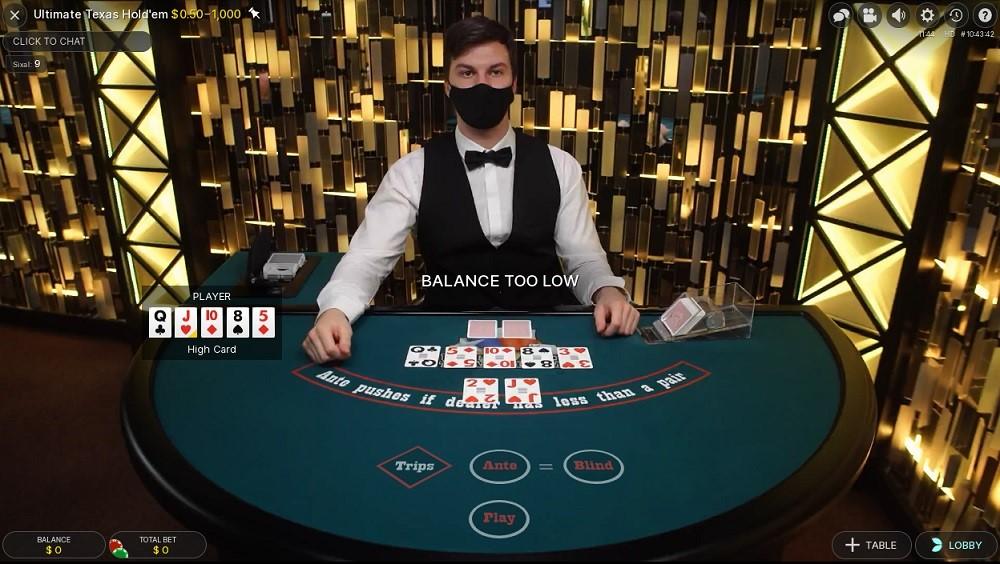 Quatro Casino Live Poker