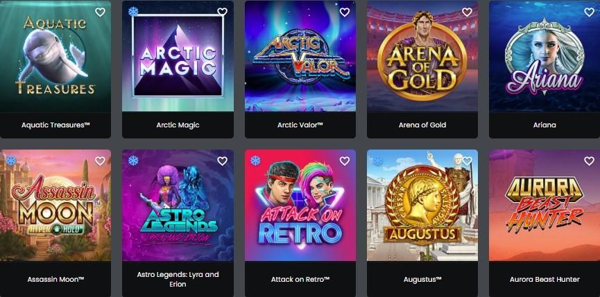 Quatro Casino Slots