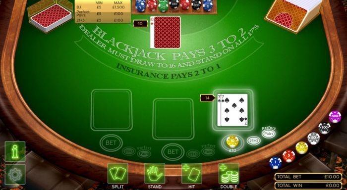 Rizk Casino Automated Blackjack