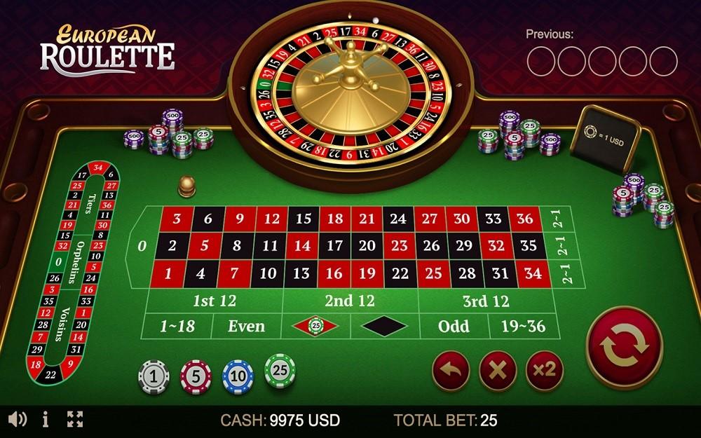 Rizk Casino Automated Roulete