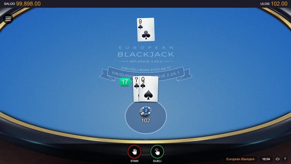 Royal Vegas Casino Automated Blackjack