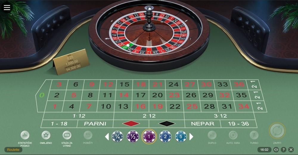 Royal Vegas Casino Automated Roulette