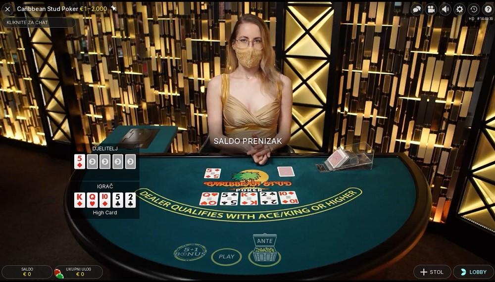 Royal Vegas Casino Live Poker