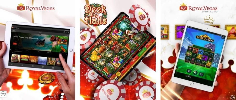 Royal Vegas Casino Mobile Play