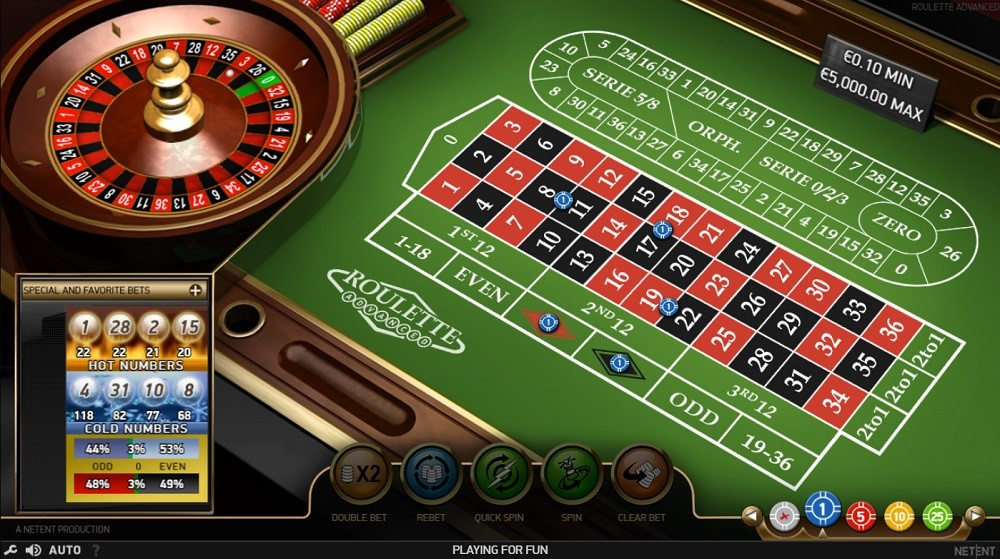 Speedy Casino Automated Roulette