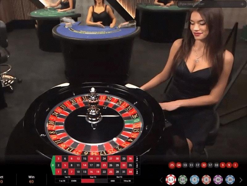 Speedy Casino Live Roulette