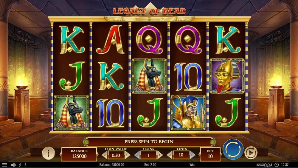Speedy Casino Slots 3