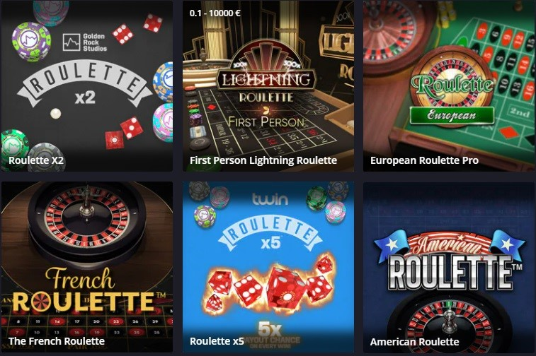 Twin Casino Automated Casino Table Games