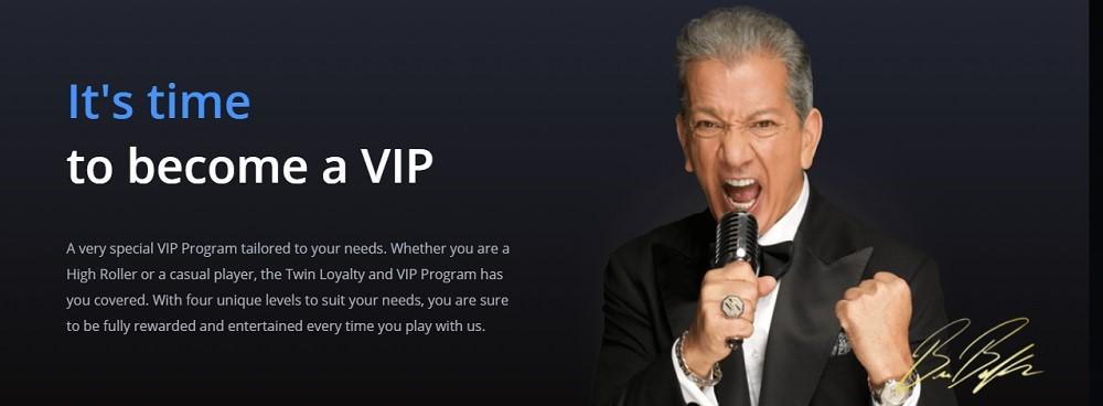 Twin Casino VIP Program