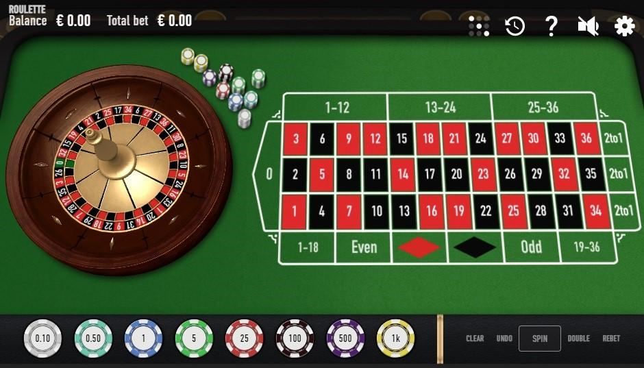 Unibet Casino Automated Roulette