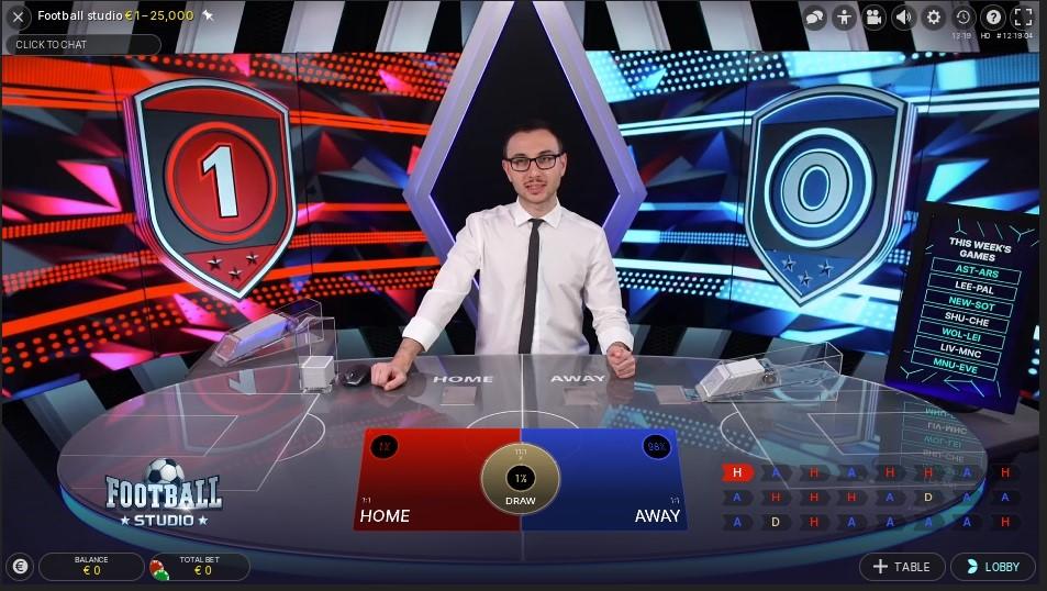 Unibet Casino Live Game Show