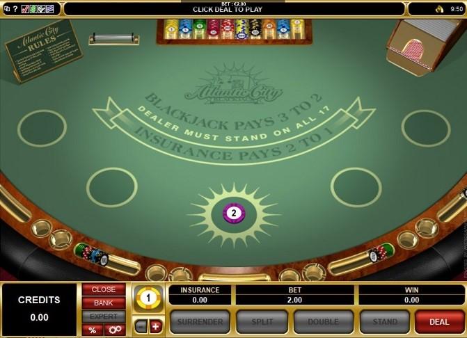 Yukon Gold Automated Blackjack