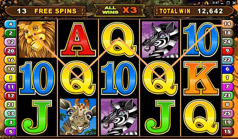 Yukon Gold Slots 3
