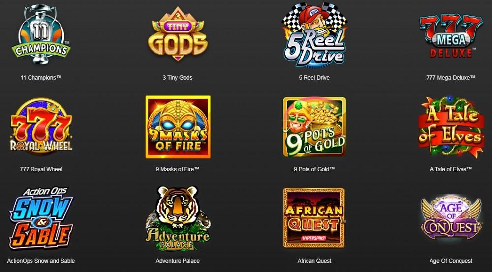 Yukon Gold Slots