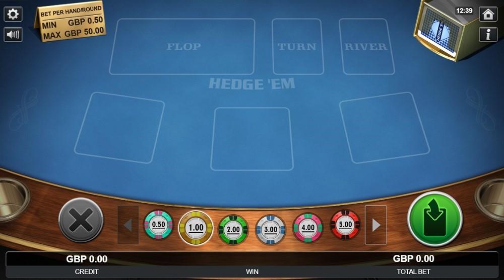 21 Casino Automated Poker